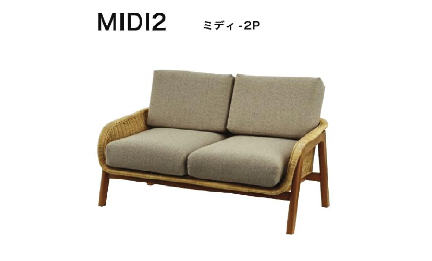 MIDI2P